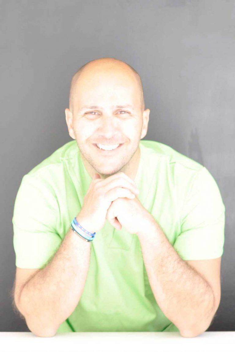 David Torres, nutricionista
